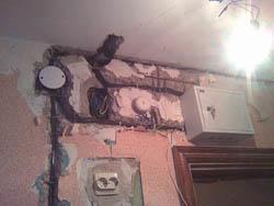 Замена электропроводки в Ангарске