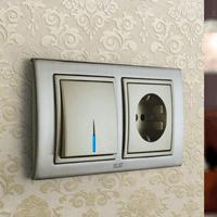Установка выключателей в Ангарске. Монтаж, ремонт, замена выключателей, розеток Ангарск.