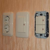 Монтаж, ремонт, замена выключателей Ангарск